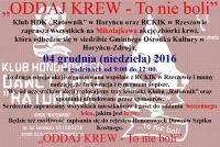 """Krótka historia Klubu HDK PCK """"Ratownik"""""""