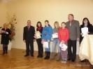 Międzyszkolny konkurs z zakresu I pomocy rozstrzygnięty - 15.12.2010r.