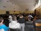 Prelekcja na temat szpiku kostnego. ZSSChiO w Jarosławiu