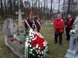Uroczystości na cmentarzu w Siedliskach