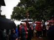 Pomagają innym - XIV Podkarpacka Pielgrzymka Honorowych Dawców Krwi PCK do Sanktuarium Męki Pańskiej i Matki Bożej Kalwaryjskiej w Kalwarii Pacławskiej