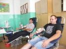 Akcja krwiodawstwa w Korzenicy, 05.08.2012r.